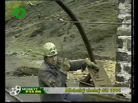 BHP w kopalni - Albania