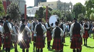Manawatu Scottish - Medley - Square Day 2011