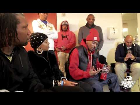 Boom Bap Nation Rakim Allah discusses his writing technique with KRS One after Masters of Ceremony