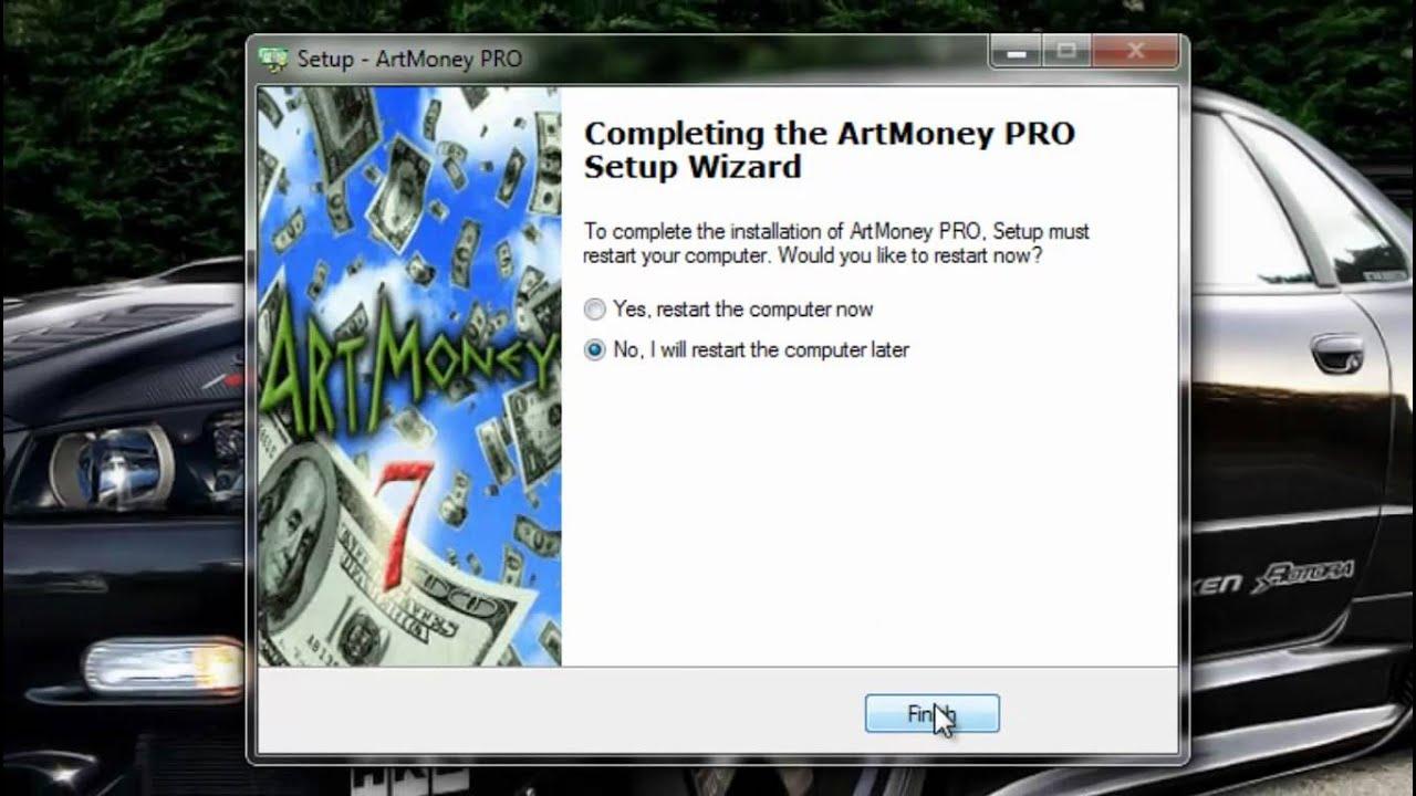 Artmoney pro v7.40.3 final r u s