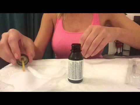 Self aspiration of olecranon bursa Elbow - DIY Fluid removal