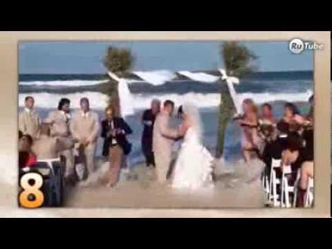 Смешное видео. Свадебные казусы 2013.