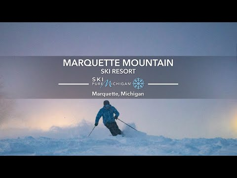 Marquette Mountain | Ski Pure Michigan