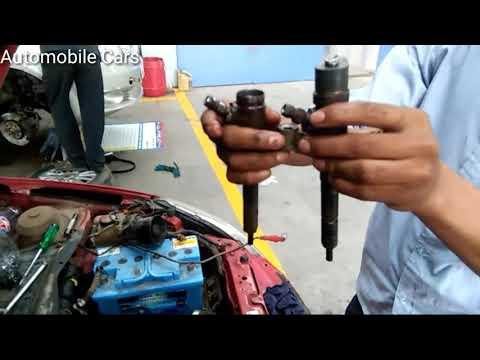 How to Remove injector swift dzire !! Fiat Engine Quadrajet/Multijet