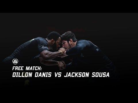 Polaris 4: Dillon Danis vs Jackson Sousa