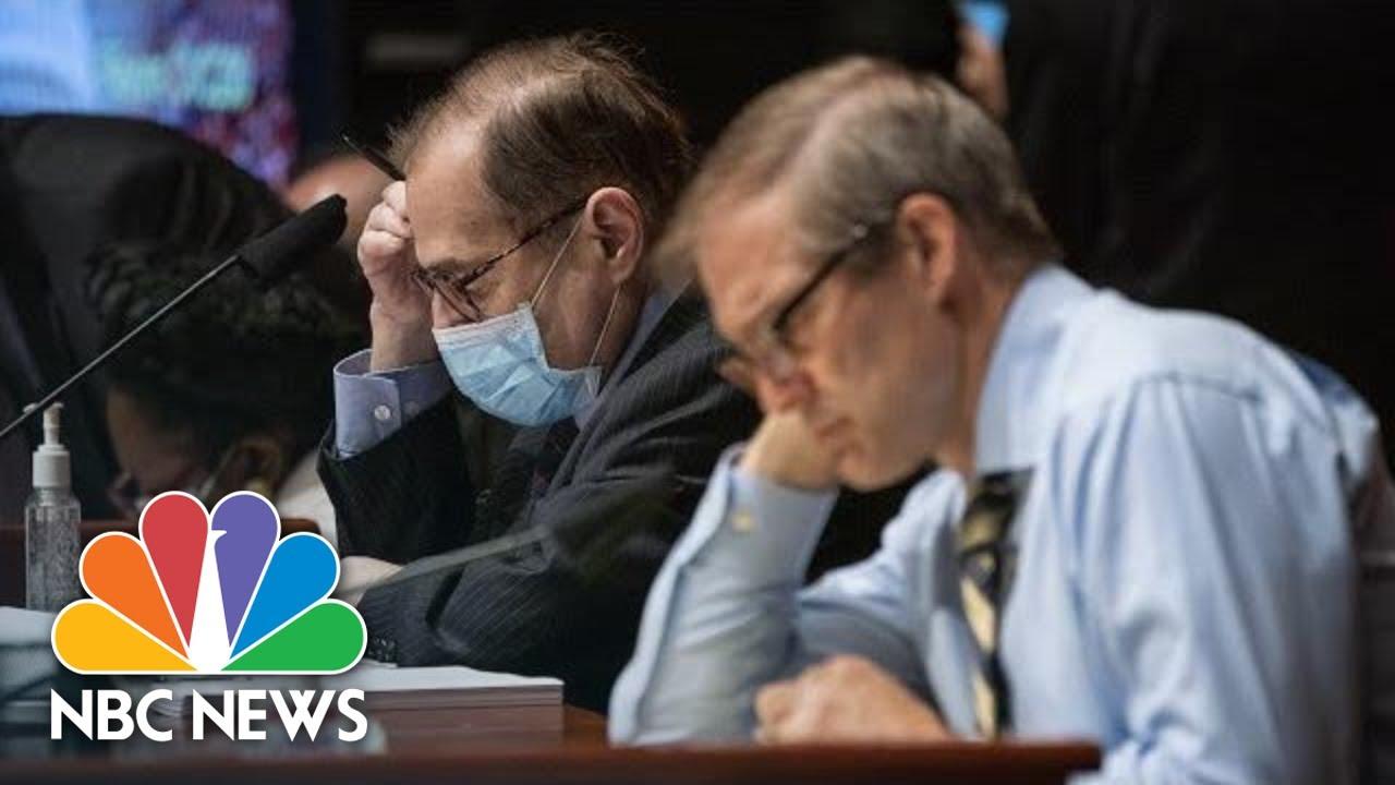 Live: House Judiciary Committee Holds DOJ Oversight Hearing | NBC News