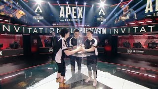 Albralelie - How We Won $105,000 In Finals of the Apex Legends Preseason Invitational