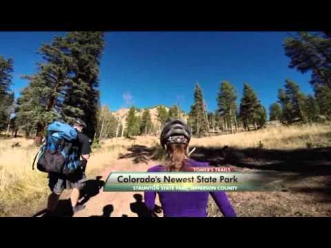 Tomer's Trails  Staunton State Park