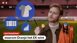 Waarom Nederland Europees kampioen wordt   Sportexplainer