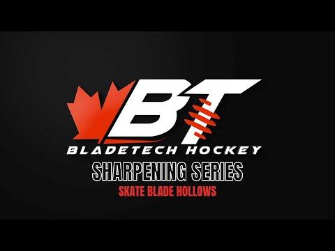 Skate Blade Hollows