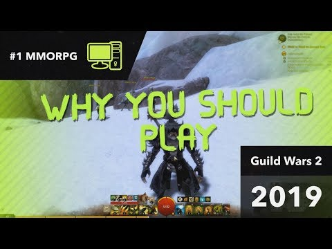 Guild Wars 2 – Why You Should Play In 2019