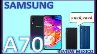Samsung A70 Review México/ El mejor gigante de la gama media !!!