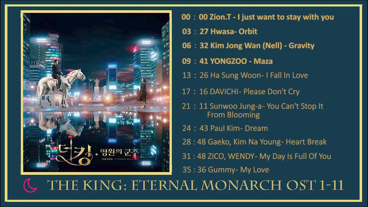 Download The King: Eternal Monarch (2020) - Full OST Album