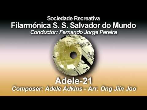 Adele 21 - Adele Adkins - Arr. Ong Jiin Joo