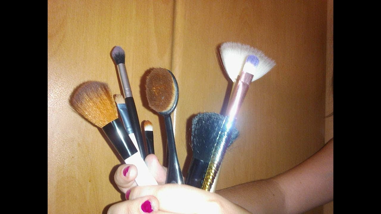 Everything You Need To Know About Makeup Brush Cleaning ...