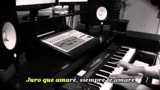 Hasta el Final - David Bisbal - Nuevo Karaoke Completo (Con letra) - CALAMUSIC STUDIO 2013