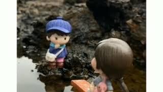 ❤❤Whatsapp status video   Animated cute love story   Romantic cartoon for Whatsapp Status❤❤