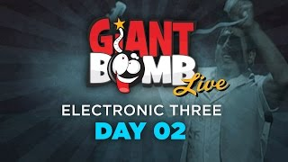 Giant Bomb LIVE! at E3 2015: Day 02