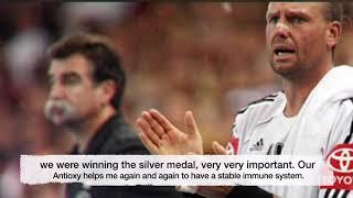 "FitLine - The Secret of the Sport Professionals - Christian ""Blacky"" Schwarzer - Handball - Germany"