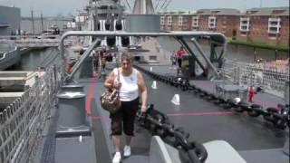 Battleship U.S.S. Wisconsin