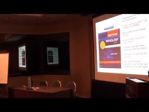 Dr. Edward Goljan shares advice for medical students at AMSA 2012