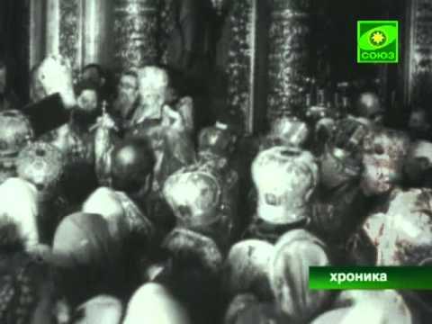 Неделя Пасхального звона в Москве, май 2008. Богоявленский собор в Елохове.