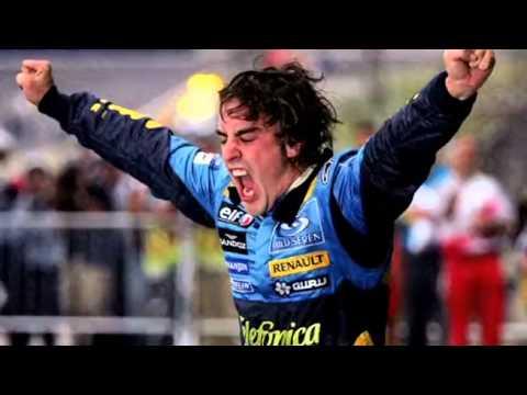 Fernando Alonso -  F1 \\ 200GP // Tribute [Antena3]