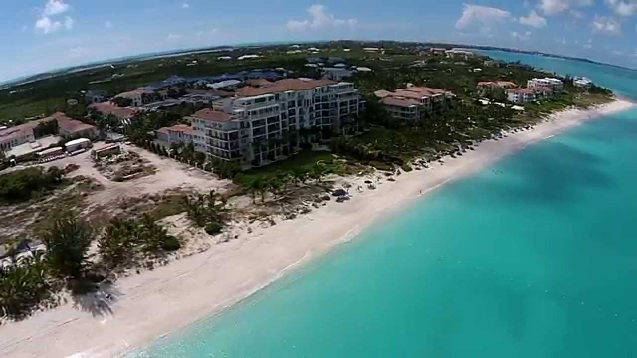 Resort The Regent Grand On Grace Bay Beach Providenciales