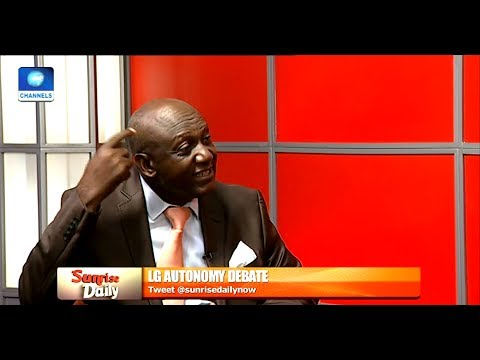 Securing Autonomy For Local Governments In Nigeria Will Be Difficult - Austin Nweze
