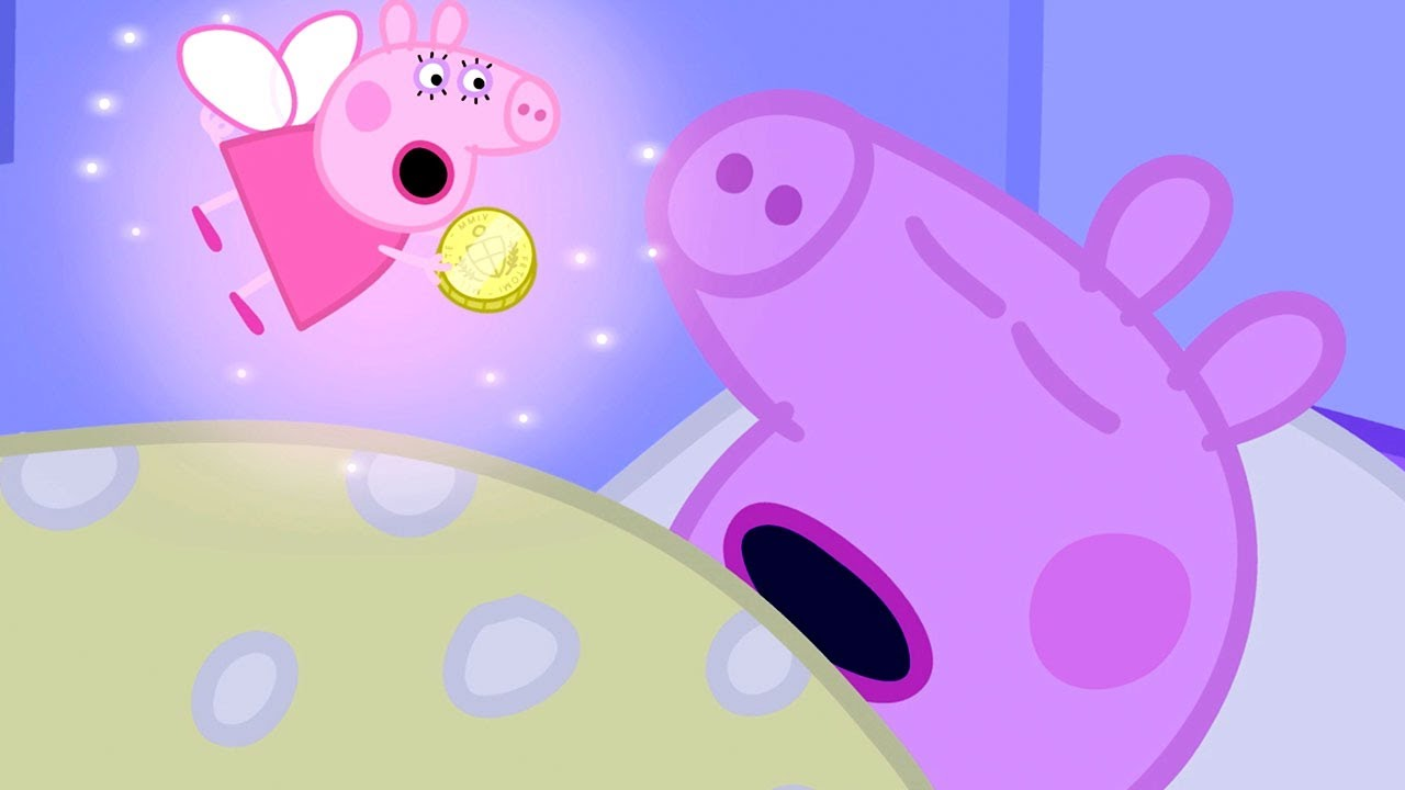 Download Peppa Pig Official Channel | Peppa Pig and the Tooth Fairy