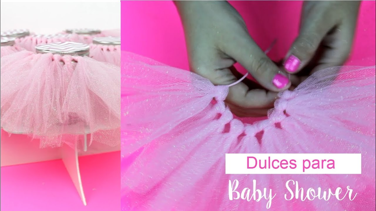 baby shower dulces para decorar un baby shower hablobajito