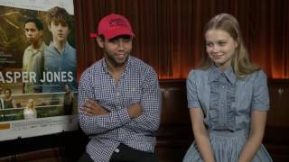 Angourie Rice & Aaron McGrath talk Spider-Man Homecoming, The Beguilded & Glitch Series 2