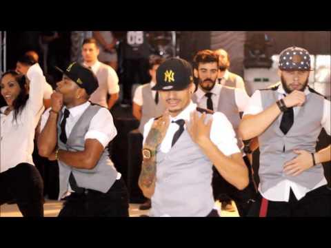 Dança em Formatura | ETEC Polivalente Americana 23/03/2016 | By Rca Dance