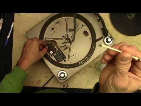 1960 Zenith Stereo Restoration Part 1 - YouTube
