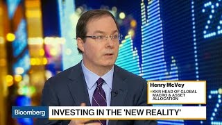 KKR's McVey Explains the 'New Reality' for Markets