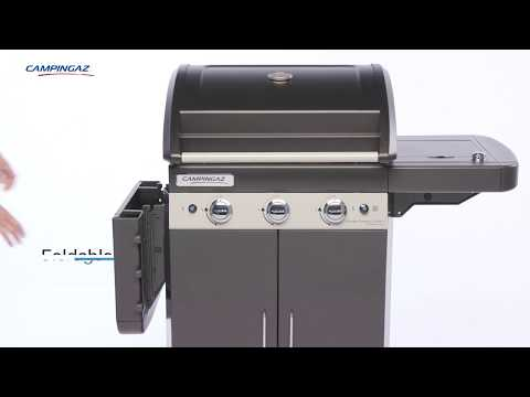 Campingaz® 3 Series Classic LS Plus D - 3 Burner BBQ With Side Burner
