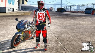 GTA 5 REAL LIFE MOD #464 RUN IT !!! (GTA 5 REAL LIFE MODS) R1