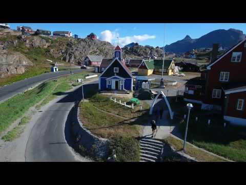 Den Blå Kirke i Sisimiut, Grønland