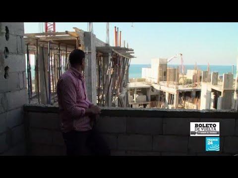 El campamento de refugiados de Nahr el-Bared, a diez años de su destrucción