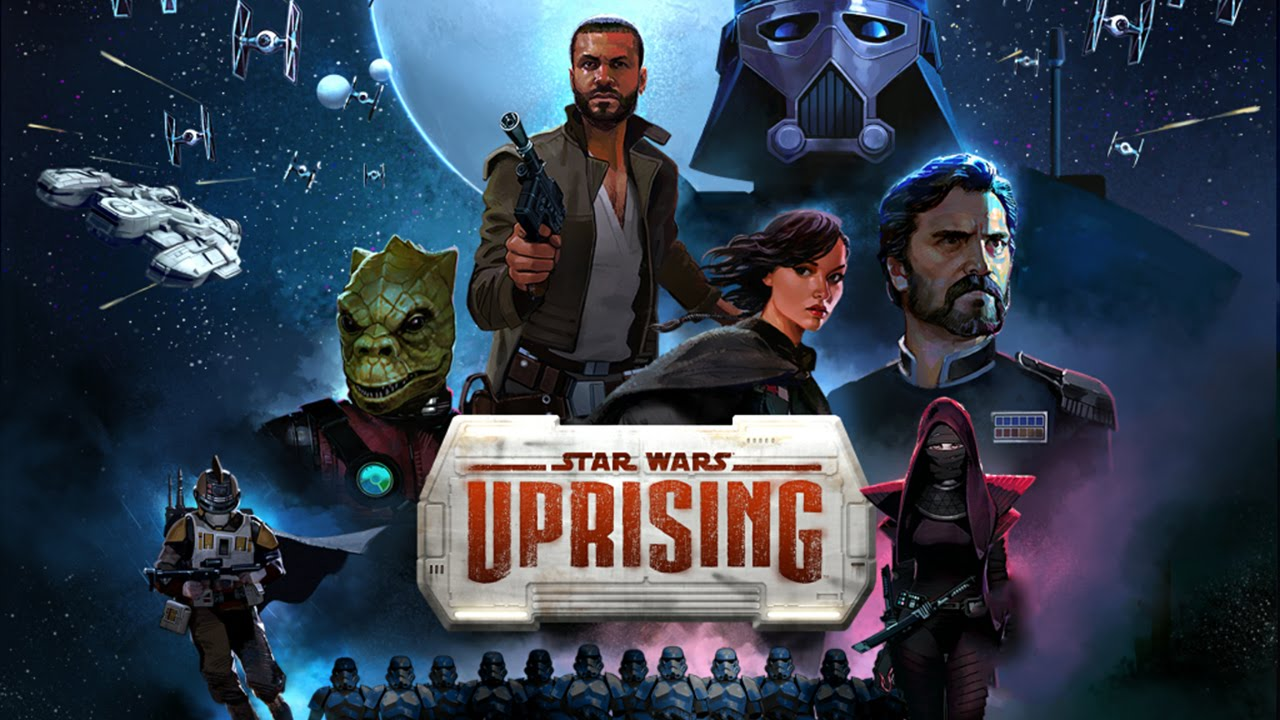Star Wars: Uprising - Launch Trailer - YouTube