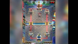 Lightning Fail - Clash Royale