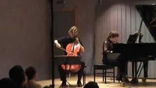 Rachmaninov: Sonata Cello&Piano Op.19: III. Andante