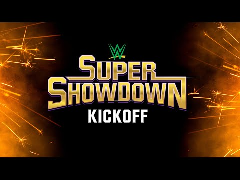 WWE Super ShowDown Kickoff: Feb. 27, 2020