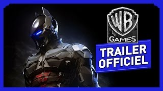 "Batman Arkham Knight - Gameplay / Trailer Officiel ""Ace Chemicals"""