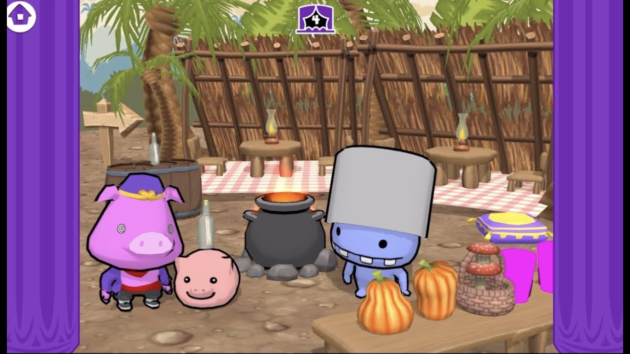 Pigsy's Pesky Problems Part 3: Pumpkin Souprise
