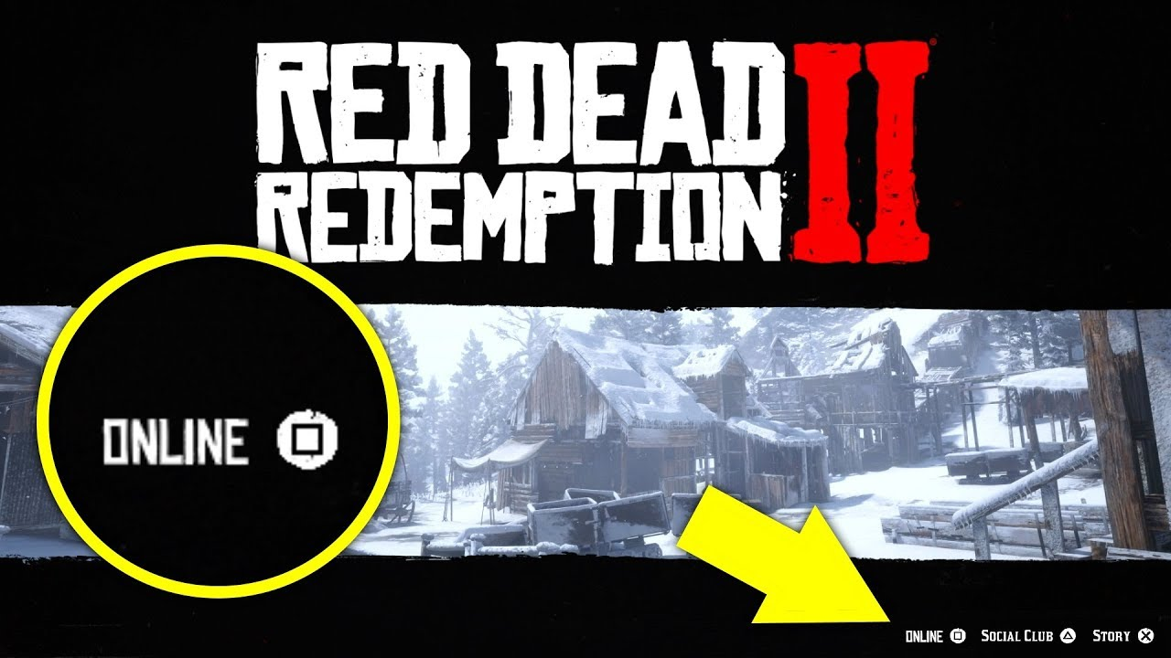 RELEASE DATE von Red Dead Online Beta - Wann erscheint Red Dead Online? - RDR2 Leak & Info / Deu