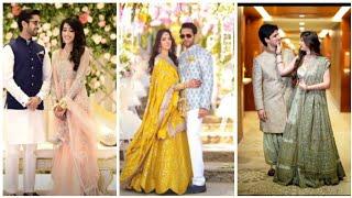 Best Engagement Dresses for couples/Engagement Dress ideas for girls