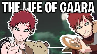 The Life Of Gaara: Former One-Tail Jinchuriki (Naruto)