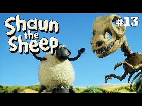 Shaun the Sheep - Fosil [Fossils]