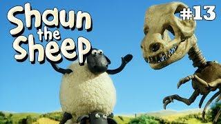 Video Shaun the Sheep - Fosil [Fossils] download MP3, 3GP, MP4, WEBM, AVI, FLV Februari 2018